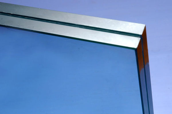 Close Up View of Laminated Glass