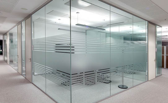 Glass For Offices, Storefronts & Commercial Buildings